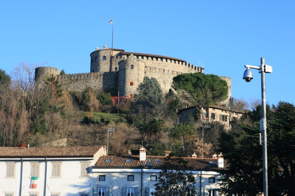 Burg von Gorizia