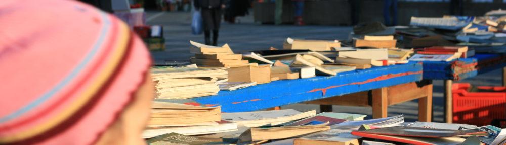 Bücherflohmarkt, Gorizia
