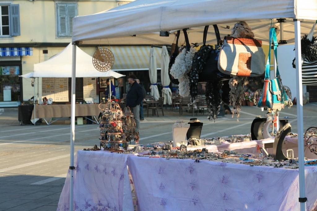 Schmucktaschenflohmarkt, Gorizia