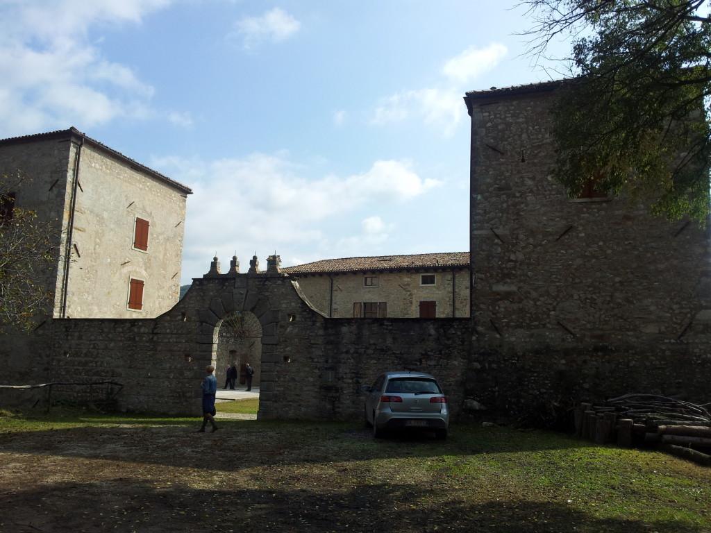 Das Schloss von Albana